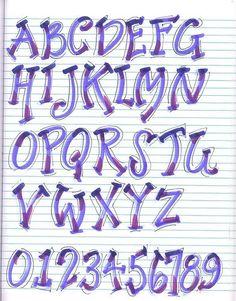 new alphabet by edna