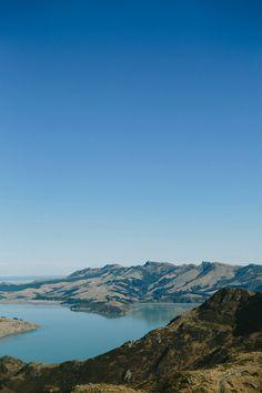 Christchurch and Waipara Valley, New Zealand