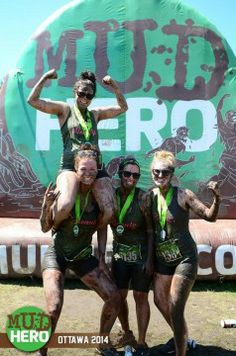 Mud Hero (various dates/locations)