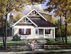 House Plan ID: chp-51328 - COOLhouseplans.com 1765 sf
