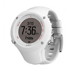 d0e65b8279ce No matter where or how you run, the Suunto Run HR White Watch is optimized  to deliver the perfect running experience with a Heart Rate Monitor.