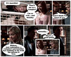 """Buffy Funnies"": Dopplegangland - buffy-the-vampire-slayer Fan Art"