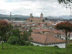 Zipaquirá municipio salero de Colombia