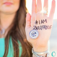 At Origami Owl, it's our mission to be a Force For Good! Stand tall with us, as we strive to bring awareness to end childhood bullying. Read more on the blog.