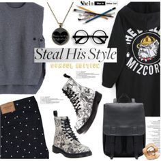 Steal His Style - School Edition