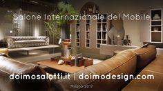 Salone del Mobile 2017 - Doimo Salotti e Doimo Design Pillole dell'evento di design più importante dell'anno. Milano Design Week - Gruppo Doimo