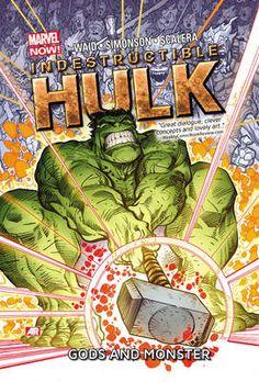 Indestructible Hulk Volume 2 Gods and Monsters (Marvel Now)