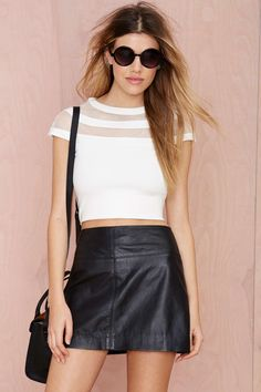 Leanna Blouse | Shop What's New at Nasty Gal