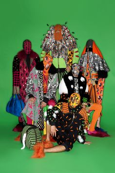 AFRICAN RENAISSANCE by OFIR IVGI, alumna FASHION DESIGN BDES, SHENKAR - My Final Collection is called African renaissance and my inspiration came from the works of the Afro-American artist, of Nigerian origin, Kehinde Wiley. In his works the artist uses the character of the Afro-American Harlem Street male and presents him in historical art positions from the renaissance art, through which you can see also his Nigerian roots influences.