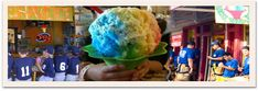 Local Boys Shave Ice | 2 locations - Near the famous Banyan Tree in historic Lahaina Town - In the Kihei Kalama Village Shopping Center