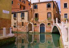 Venezia, Rio de Le Romite.  Photo credits: Marco Franzò.