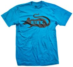 Hockey T Shirt RINK RAT