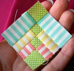 10 FREE Scrap-Busting Quilt Block Tutorials