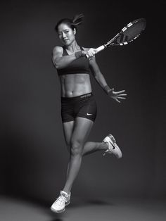 Tennis Player Li Na, photographed in Miami by Mark Seliger for TIME. Portraits of Influence: The 2013 TIME 100  April 18, 2013    Read more: http://time100.time.com/2013/04/18/portraits-of-influence/#ixzz2RMv0EgXx