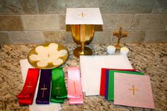 Catholic Missionary Family: How to Make an Inexpensive, Homemade Mass Kit for your Kids