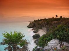 Playa de Tulum, Mexico