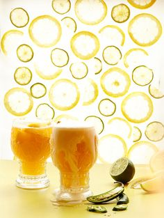 spicy lemon lager.....YES. please.