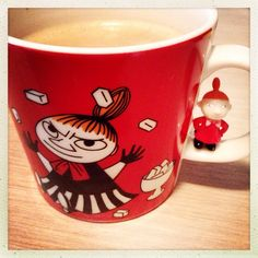 https://flic.kr/p/sVtaFi | It's a Little My day! Careful, I might bite! #Moomin #MyMoominMugs @moominofficial