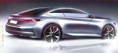 lexus coupé by milton tanabe  http://miltontanabe.tumblr.com/post/136876469757/lexus-coup%C3%A9#136876469757