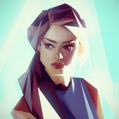 Low Poly by WojciechFus.deviantart.com on @DeviantArt