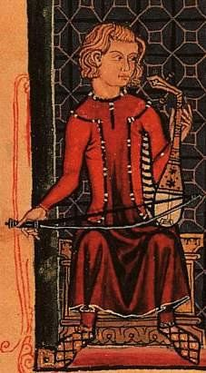 """The Cantigas de Santa Maria - medieval-era manuscripts written during the reign of Alfonso X """"El Sabio"""" (1221-1284), Spain, one of the largest collections of monophonic (solo) songs from the middle ages."""