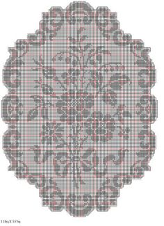 pinterest filet crochet patterns | Found on mervebalc.girlshopes.com