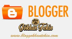 Blogger Yedek Almanın Önemi http://www.bloggokhantekin.com/2016/03/tek-maddede-blog-yedegi-almanin-onemi.html