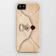 Harry Potter: A Sign of Happiness iPhone & iPod Case by Tia Hank - $35.00