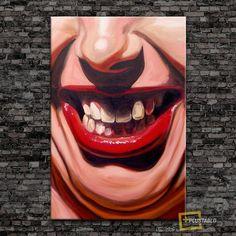 Smile :) Reprodüksiyon Yağlı Boya Kanvas Tablo   Indirim 29,00 TL ve ücretsiz kargo ile n11.com'da! Plustablo Kanvas Tablo fiyatı Dekorasyon