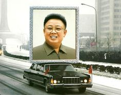 Would really like to do this with Matt's face for his next birthday. Kim Jong Il, Fallen Empire, Environmental Justice, Bad Influence, World History, Global Warming, Photojournalism, Cuba, Gundam