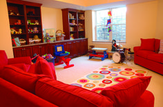A play room for the