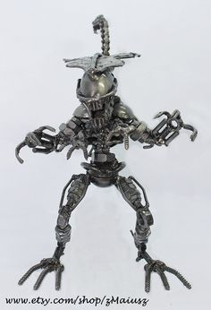 scrap metal art