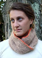Ravelry: Cowl With a Twist pattern by Purl Soho