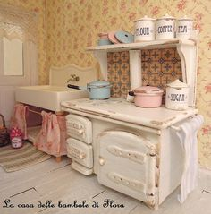 Hey, I found this really awesome Etsy listing at https://www.etsy.com/jp/listing/95270905/country-chic-aga-kitchen-stove-112-dolls