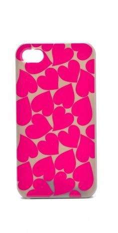 marc by marc jacobs hearted iphone case