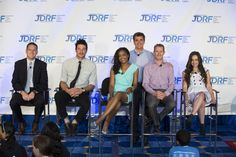 While in Washington, DC for JDRF Children's Congress, the CC Delegates get to know our JDRF Celebrity Role Models. The Delegates spend time listening to their type 1 diabetes (T1D) stories and how our Role Models have overcome life's hurdles.