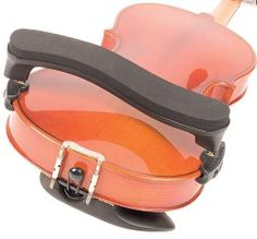 Everest EZ Series Shoulder Rest for 3/4 Violin by Everest. $12.99. Teachers, students, and professionals alike have all praised the innovative and distinctive American-designed Everest EZ Series Shoulder Rest for 3/4 Violin. Teachers love the way it trains correct playing angles, while students and professionals love the comfort, durability, and style. The one piece body, made of a strong high grade ABS material, provides both strength and flexibility while the integrated a...