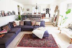 Lovelies in my life: Comfort Works Soderhamn Slipcover Review