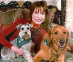 "Mary Tyler Moore  Using Her Voice and Her Smile to ""Turn The World On"" to All Animals"