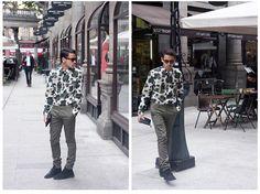 Kenzo Clouded Leopard Shirt, Hackett London Port Document, Topman Ultra Skinny Trousers