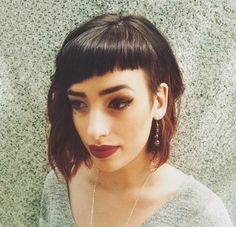50 amazing and awe-inspiring asymmetrical bobs best hairstyles haircuts Undercut Bob amazing asymmetrical aweinspiring bobs Haircuts hairstyles Trending Hairstyles, Short Bob Hairstyles, Hairstyles With Bangs, Cool Hairstyles, Curly Hairstyle, Asymmetrical Bob Haircuts, Asymmetric Bob, Hair Brained, Grunge Hair
