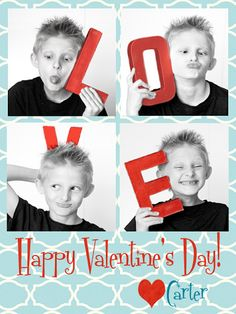 Valentine for school