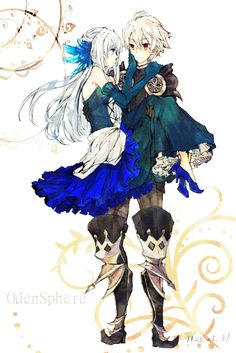 /Odin Sphere/#598108 - Zerochan | Odin Sphere | Vanillaware | Atlus