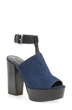 Rebecca Minkoff 'Cece' Platform Sandal (Women) available at #Nordstrom