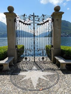 Lugano, Switzerland - I spent some wonderful summers here during college/law school