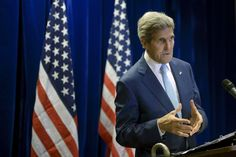 John Kerry Warns that Dollar could suffer if U.S. walks away from Iran deal