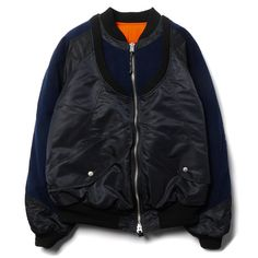 Kanye West can't get enough of this overize flight jacket by TAKAHIROMIYASHITA The Soloist.