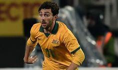 Brisbane Roar bring back free agent Socceroo Tommy Oar to A-League