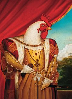 How the Chicken Conquered the World