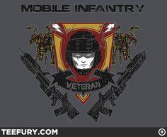 Mobile Infantry Veteran (Starship Troopers)